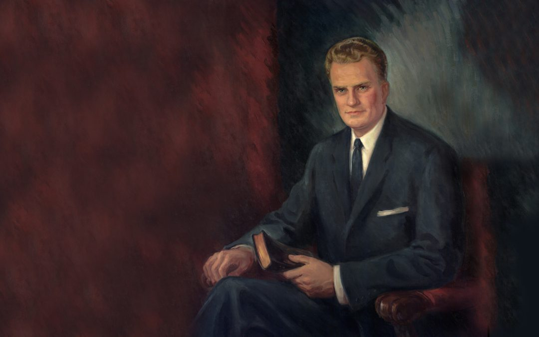 Even in His Death, Billy Graham Preached the Gospel